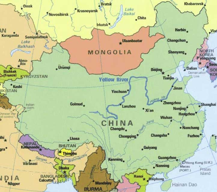 the environment and culture of ancient china ancient china